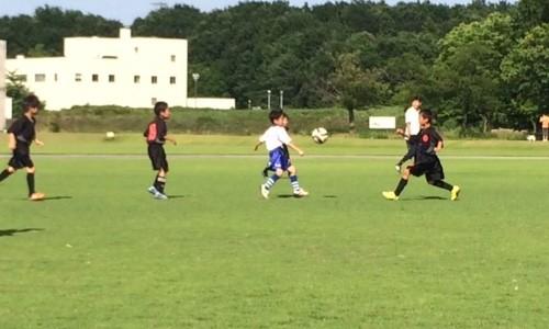 6月18日U-12 練習試合