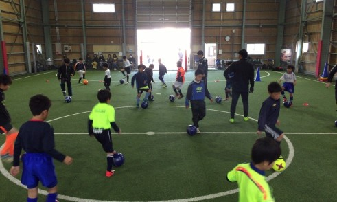 短期サッカースクール