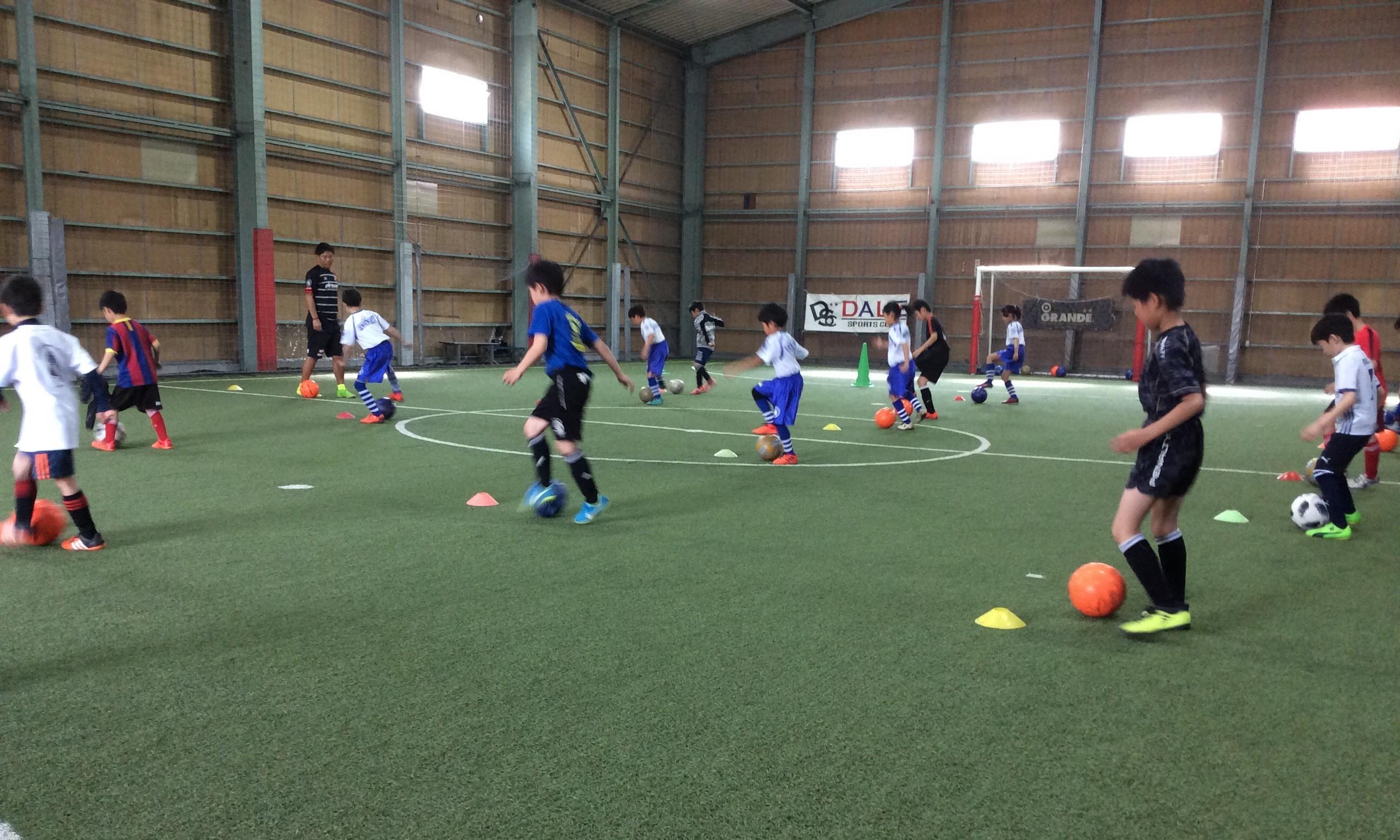 短期サッカースクール2