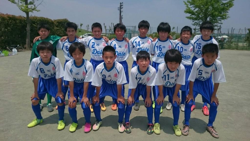 U-14クラブ選手権VS Boca