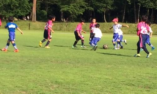 6月18日U-12練習試合4