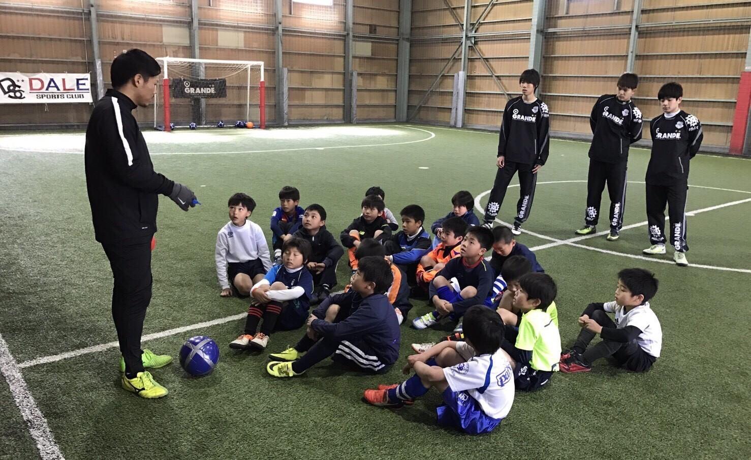 春休み短期サッカースクール4
