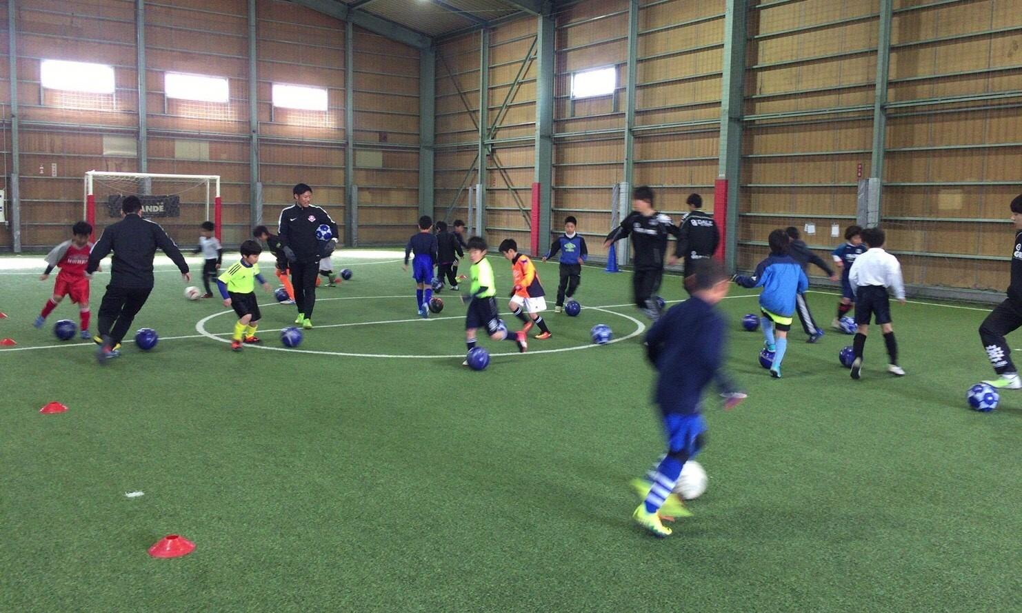 春休み短期サッカースクール2