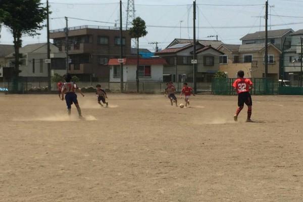 U-18練習試合