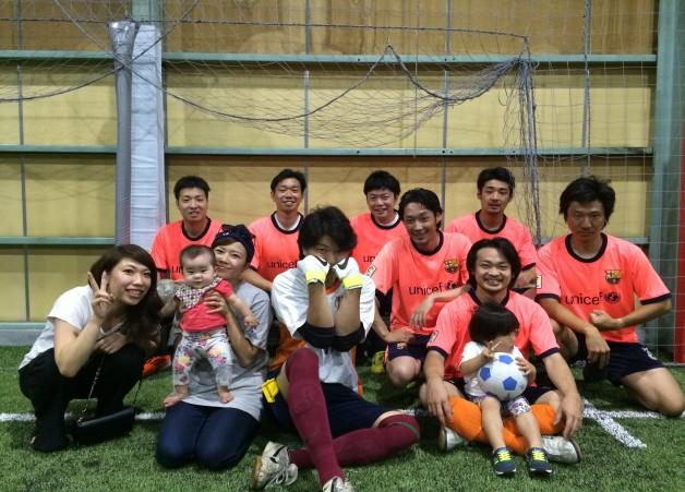 FC ANDU 集合写真2
