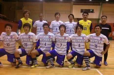 埼玉県フットサルリーグ2016 vsF&F